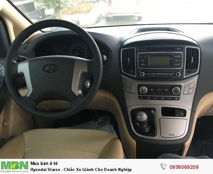 Hyundai Starex - Chiếc Xe Giành Cho Doanh Nghiệp 15