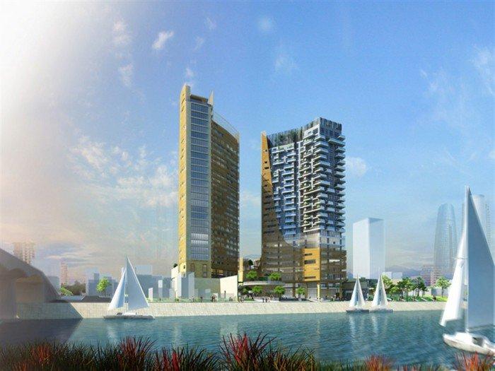 Căn hộ cao cấp 5 sao Hilton Bạch Đằng Đà Nẵng