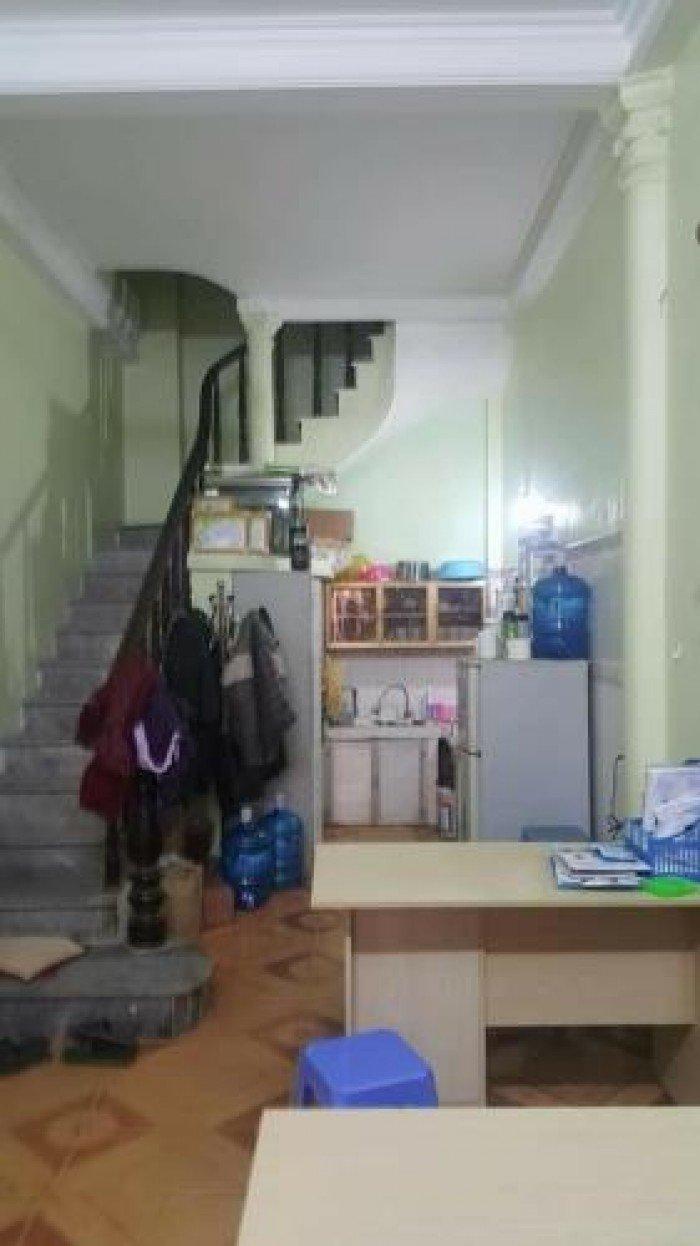 Bán nhà ngõ 9 Đào Tấn, Ba Đình 5 tầng 27m2, lô góc kinh doanh đẹp