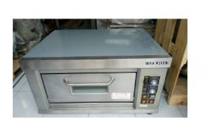 Lò nướng bánh 1 tầng 1 khay dùng gas Berjaya0
