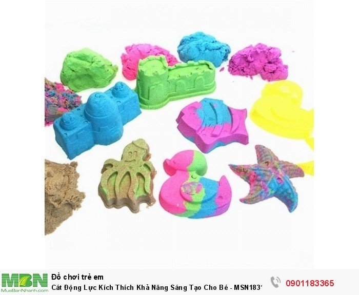 Bộ đồ chơi cát động lực cho bé thỏa sức sáng tạo một không gian sống mơ ước như trong chuyện cổ tích từ những nguyên liệu cát nặn siêu nhẹ, siêu mịn0