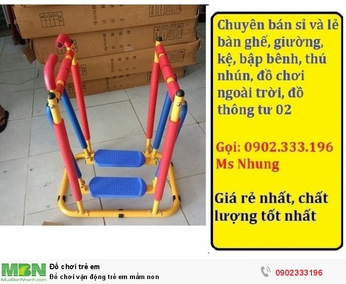 Đồ chơi vận động trẻ em mầm non