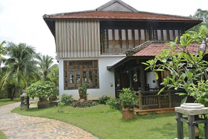 Vỡ nợ, bán 1500m2 đất mặt tiền Nguyễn Hữu Trí, có 450m2 thổ cư