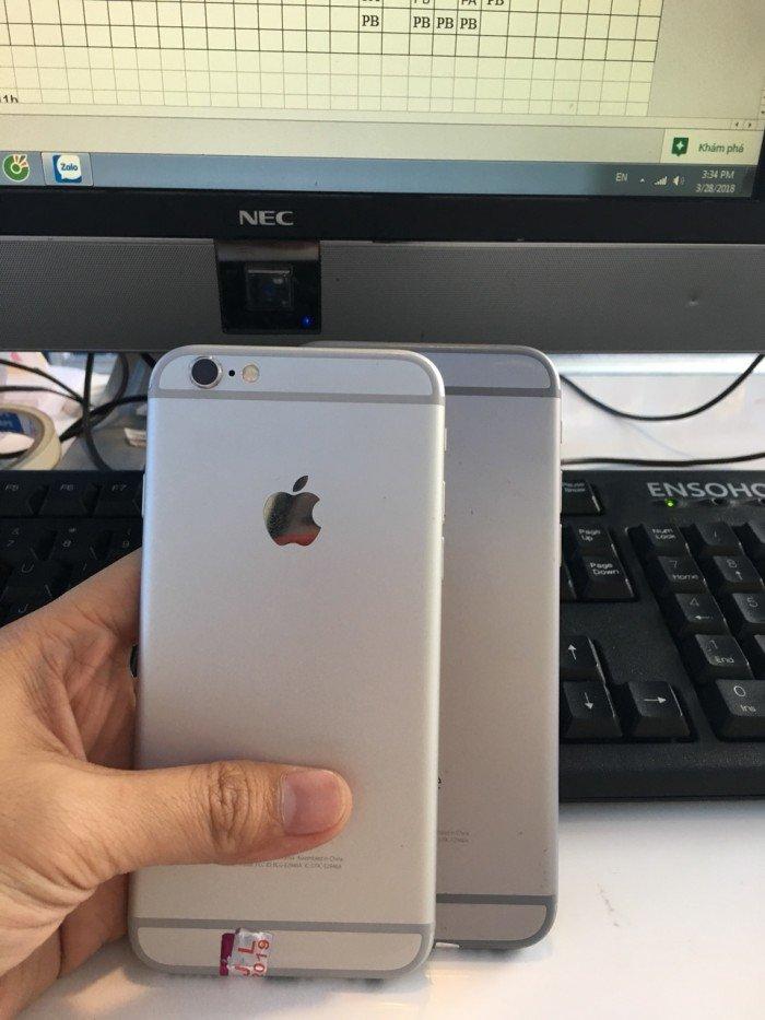 Táo cắn lỡ Iphone 6 16g đã qua sử dụng tại Dĩ An0