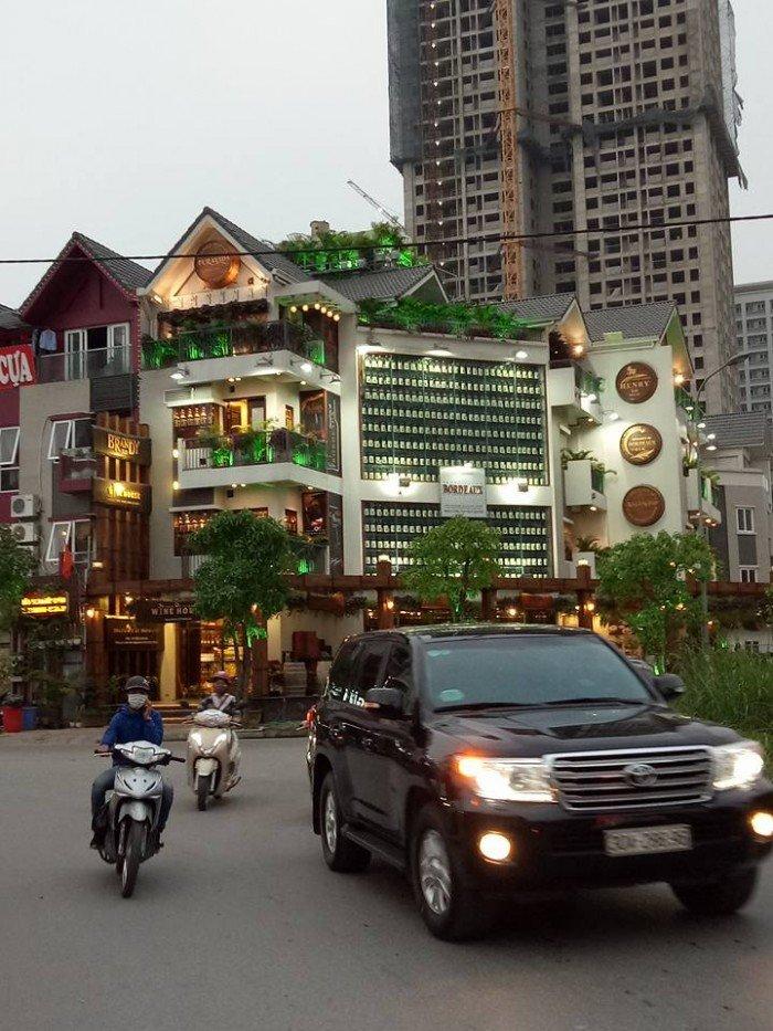 Bán nhà mặt phố Trường Chinh 88m2 quy hoạch đã ổn định kinh doanh tấp nập
