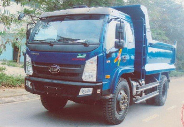 Xe tải ben 5.4 khối VEAM V652 6.5 tấn thùng dài 3.7m - Bình Dương 2