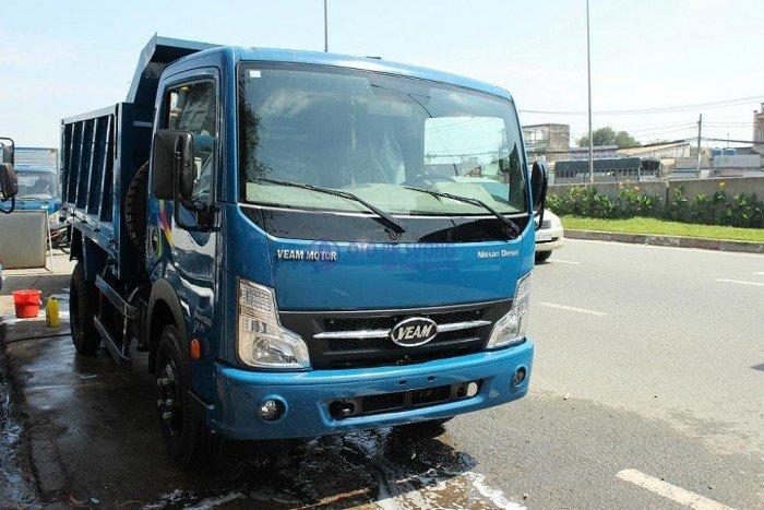 Xe tải ben 5.4 khối VEAM V652 6.5 tấn thùng dài 3.7m - Bình Dương 1