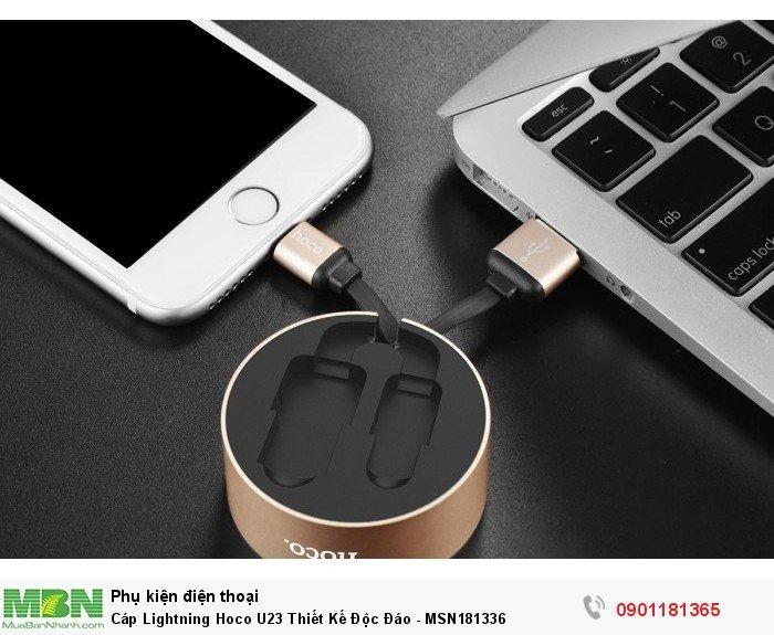 Khả năng tương thích tốt với các thiết bị iPhone, iPad. Những thiết bị được xem là khá kén phụ kiện.3