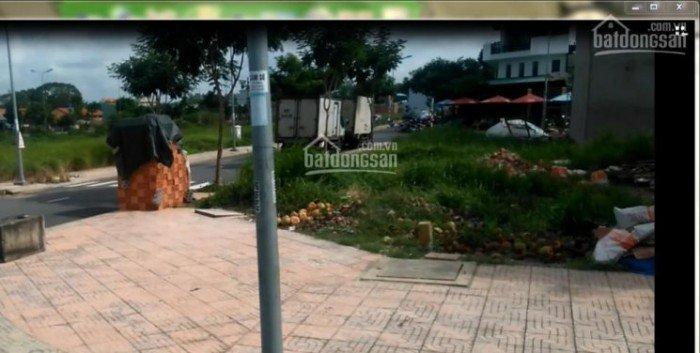 Bán đất tại Đường Hậu Giang - Quận 6 - Hồ Chí Minh