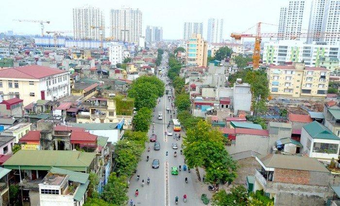 Bán đất Mặt Phố Minh Khai, quận Hai Bà Trưng, 62m, MT 4.5m, sau quy hoạch.