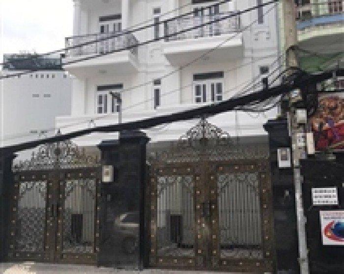 Bán nhà MT đường Hoàng Văn Thụ,Phường 8,quận Phú Nhuận 7 tầng thang máy