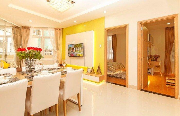 Mở bán 5 căn hộ VIP nhất tại Valeo Tân Phú 109 m2, 4 PN