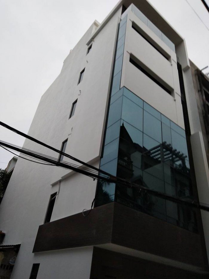 Bán gấp tòa nhà mặt phố Trung Hòa, dt 160m2, 6 tầng, MT 7.5m, giá hấp dẫn