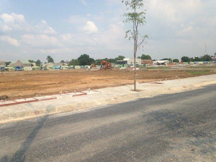 Bán lô đất Nguyễn Thị Định, Quận 2, gần cầu Cát Lái