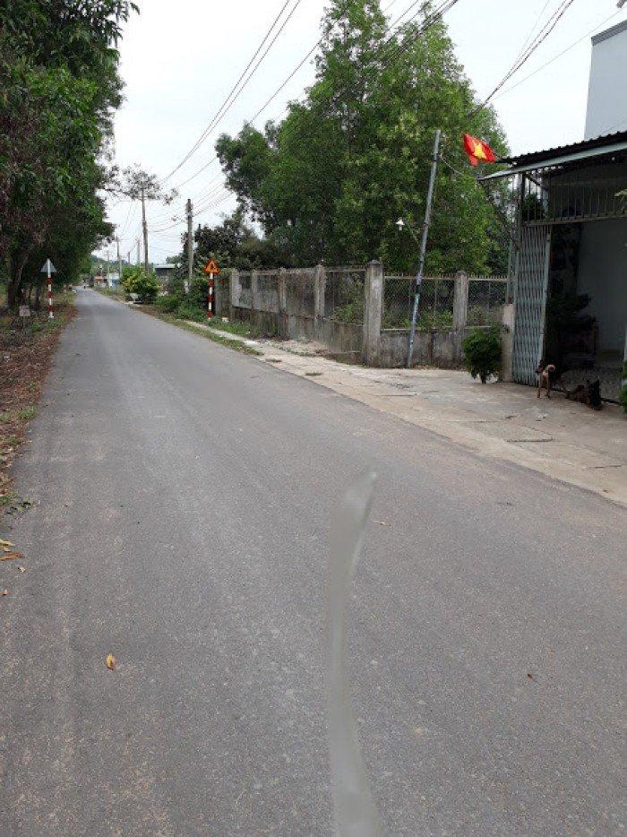 243m2 đất mặt tiền đường Võ Thị Sáu TT Long Thành