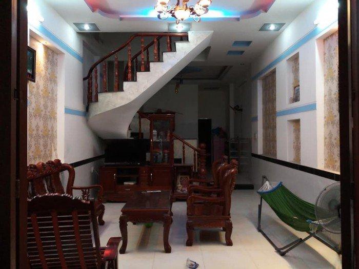 Vợ chồng li hôn bán gấp nhà 3 tầng giá rẻ, Hẻm 8m Tạ Quang Bửu