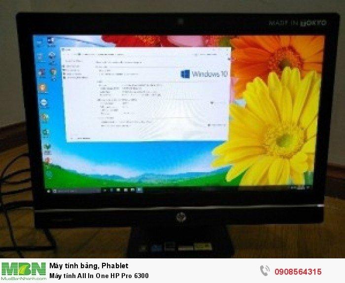 Máy tính All In One HP Pro 63001