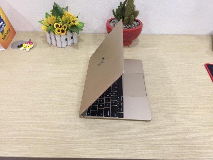 The new macbook 12 MNYK2 Gold- Model 20173