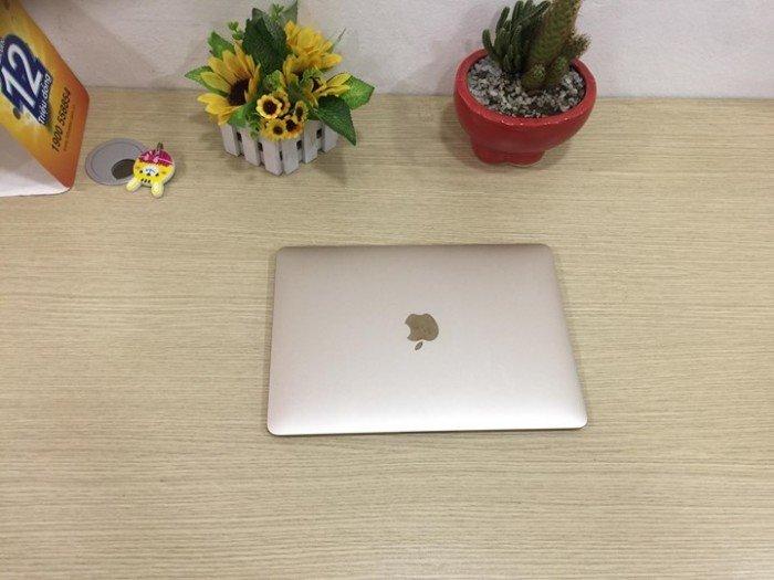 The new macbook 12 MNYK2 Gold- Model 20171