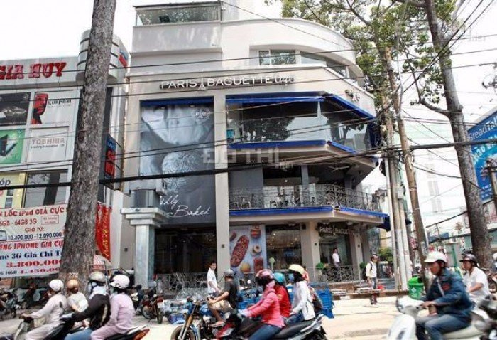 Gia đình chúng tôi cần bán căn nhà góc 2MT đường Nguyễn Thị Minh Khai và Cao Thắng