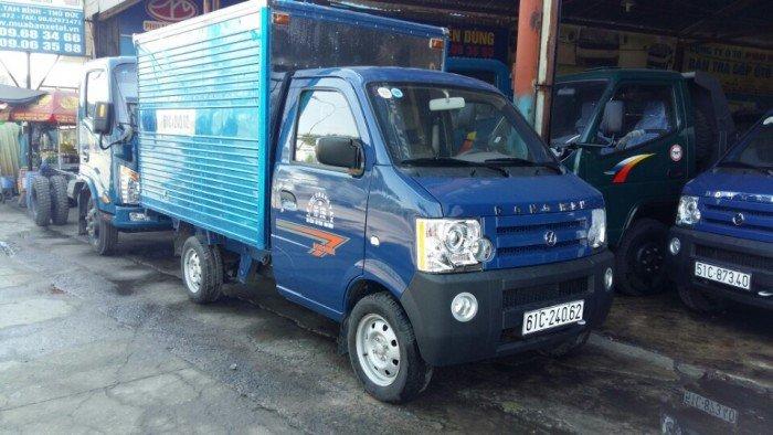 Xe tải Dongben 870kh nhập khẩu nguyên con hỗ trợ trả góp lãi xuất hấp dẫn 1
