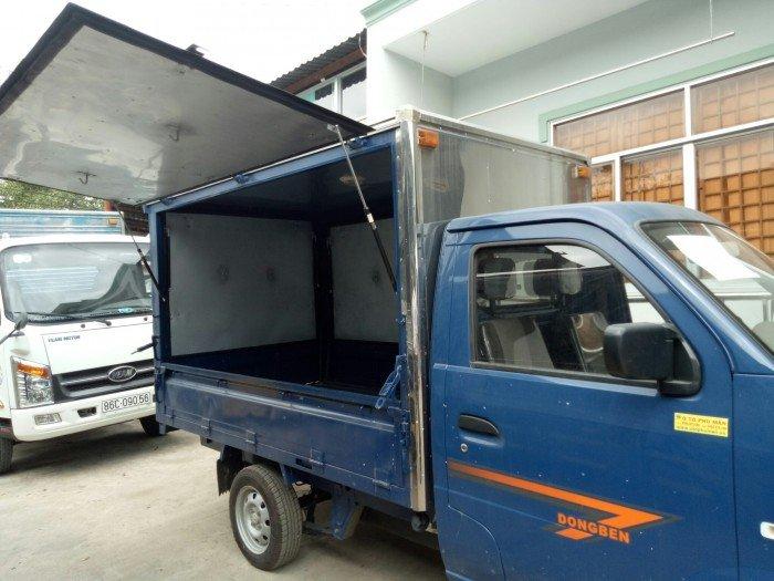 Xe tải Dongben 870kh nhập khẩu nguyên con hỗ trợ trả góp lãi xuất hấp dẫn 0