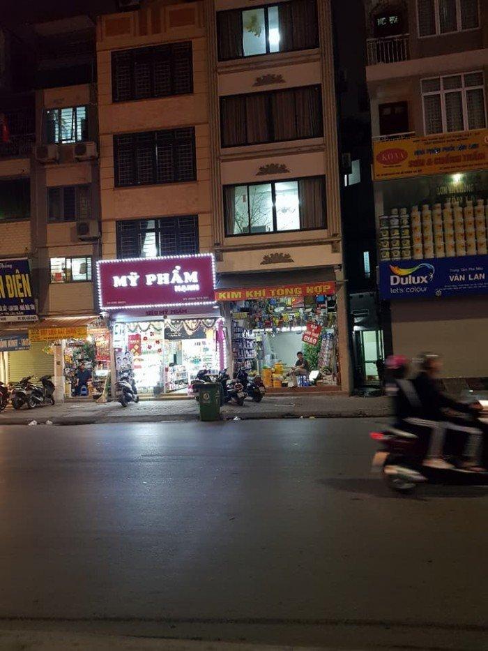 Bán nhà mặt phố Kim Ngưu, quận Hai Bà Trưng 64m, MT 3.5m