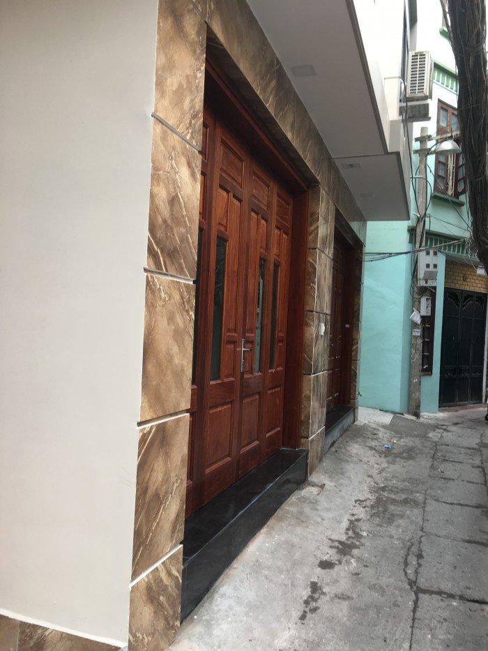 Bán nhà 5 tầng DT 50m2 mặt ngõ 199 đường Hồ Tùng Mậu