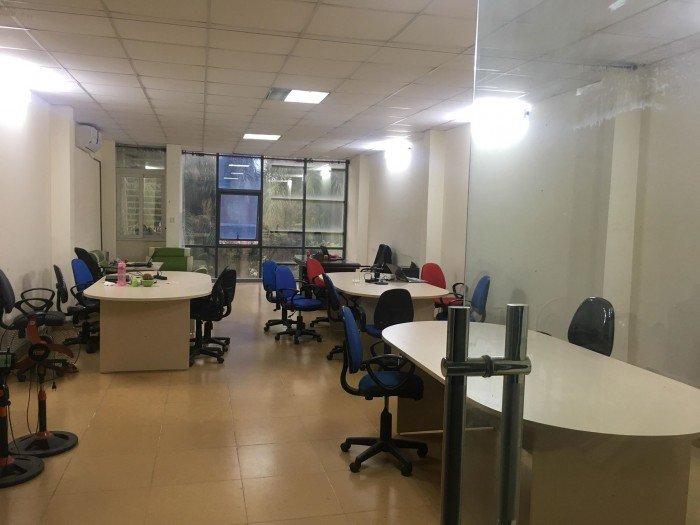 Cho thuê văn phòng 100m2 ngõ 196 Hồ Tùng Mậu