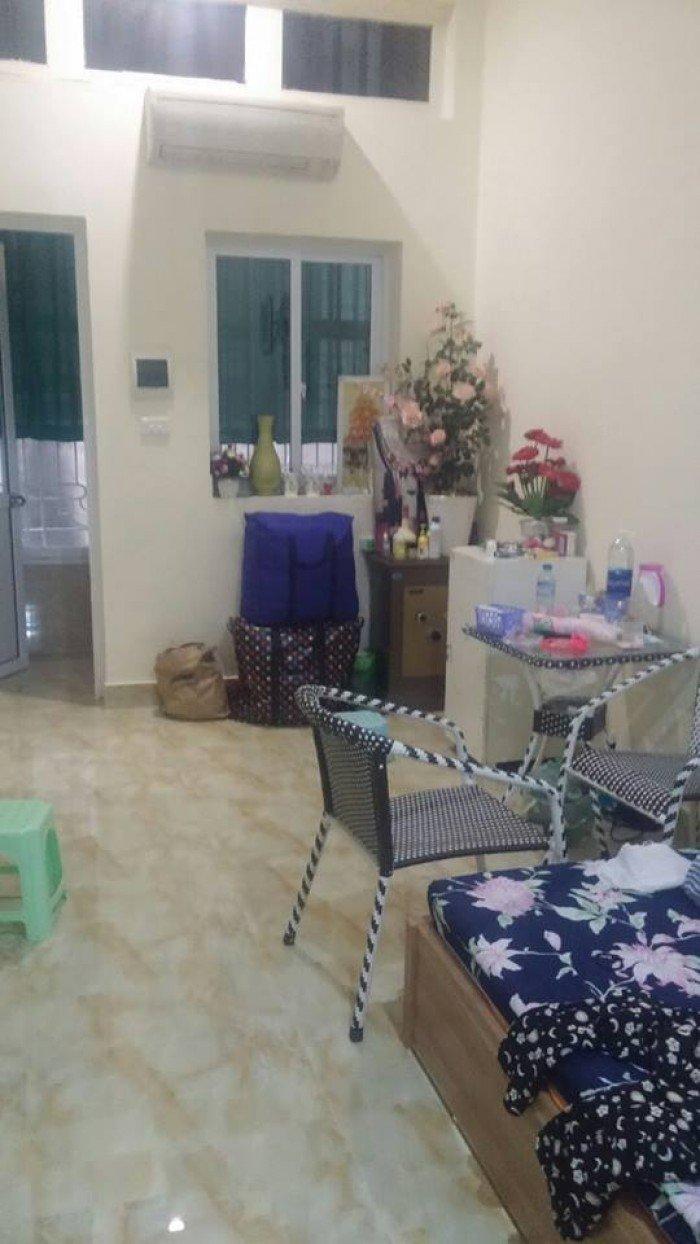 Bán nhà mới ngõ Trần Khát Chân 30m2 4 tầng