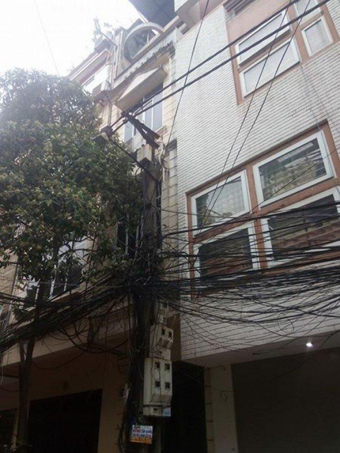 Bán nhà Tây Sơn Đống Đa 32m2 4 tầng ô tô đỗ cửa