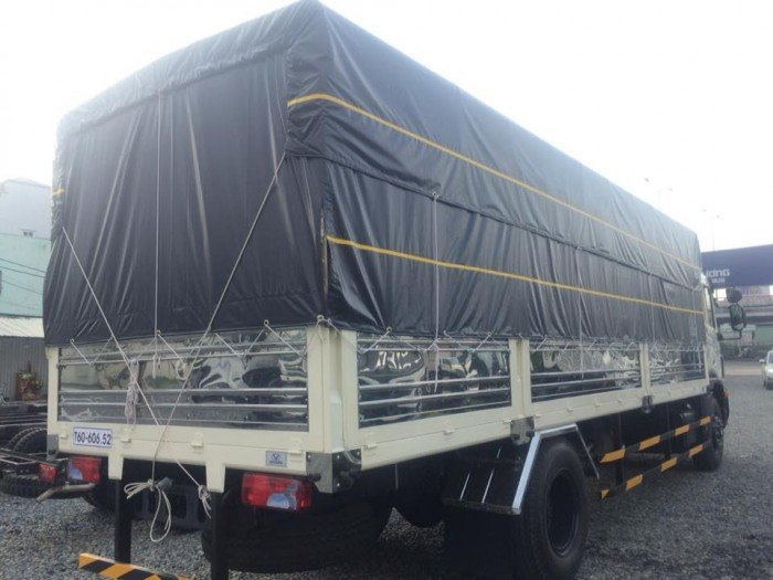 Xe tải daewoo 9 tấn giá rẻ xe tải daewoo 9 tấn thùng mui bạt