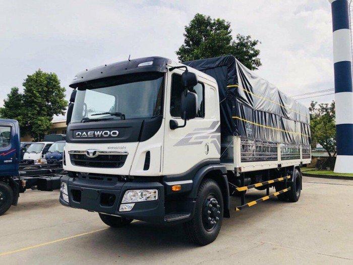 Daewoo Khác Số tay (số sàn) Xe tải động cơ Dầu diesel sản xuất năm 2018