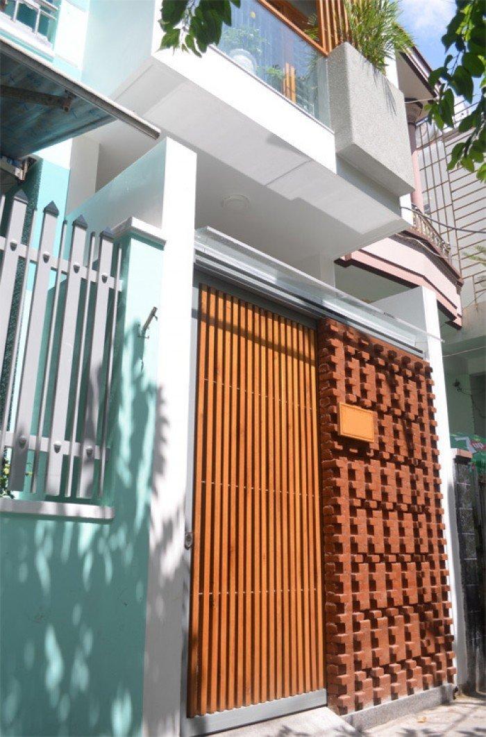 Nhà MT Đường 12, Khu Tên Lửa , Bình Tân ( 4x14 )