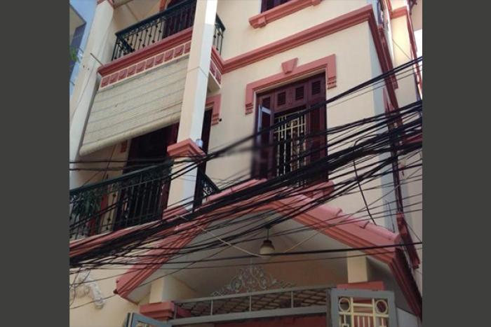 Bán nhà mặt tiền Nguyễn Thanh Tuyền 5,8x10, 5,3 tỷ, sổ hồng.