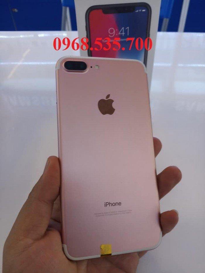 Điện thoại Iphone 7 plus 32G bán trả góp trả trước 20%2