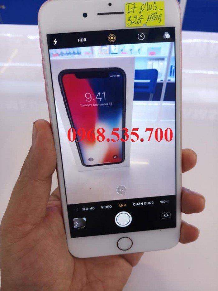 Điện thoại Iphone 7 plus 32G bán trả góp trả trước 20%1