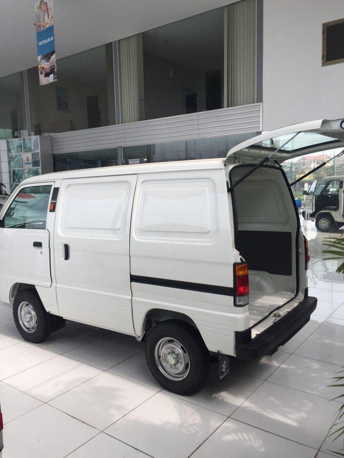 Cần bán Suzuki Blind Van 2018 xe mới về, giá khuyến mại rẻ nhất Hà Nội.