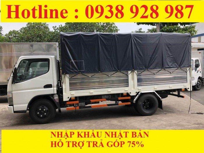Bán xe tải Mitsubishi Fuso Canter 4.7 thùng mui bạt tải trọng 1.9 tấn ở TP. Hồ Chí Minh 6