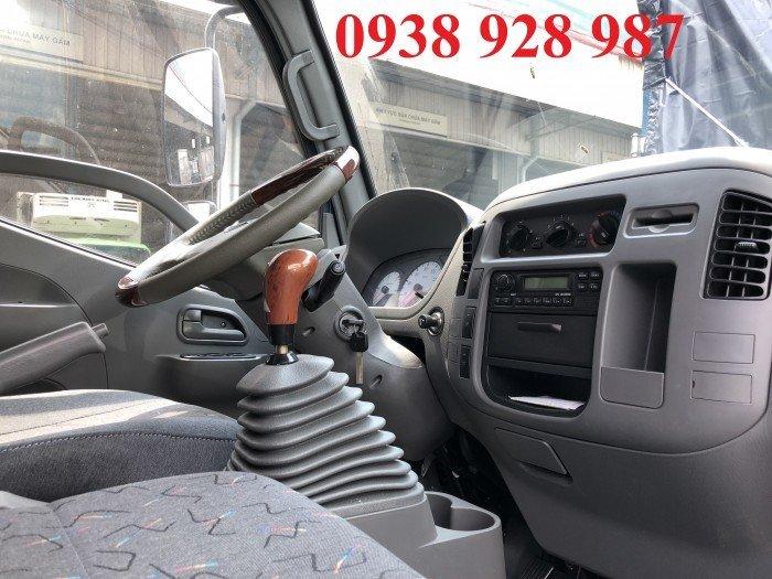 Bán Xe tải Thaco Ollin 500B tải trọng 5 tấn, thùng dài 4m25, thùng mui bạt ở TP. Hồ Chí Minh 1
