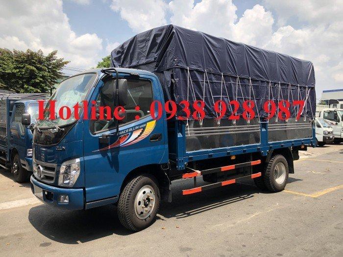 Bán Xe tải Thaco Ollin 500B tải trọng 5 tấn, thùng dài 4m25, thùng mui bạt ở TP. Hồ Chí Minh 3