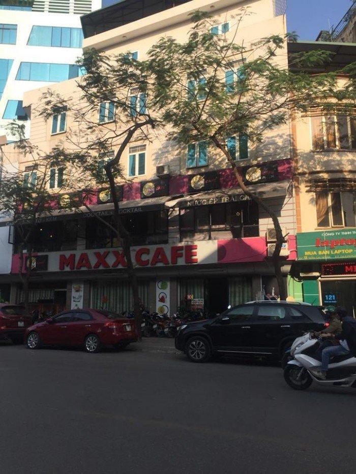 Bán nhà mặt phố Trần Đại Nghĩa, quận Hai Bà Trưng, 59m, 4T, MT 6m