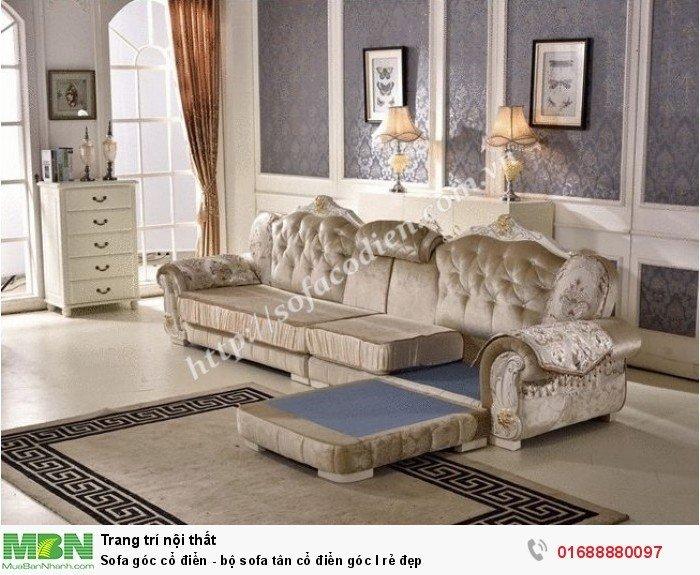 sofa góc cổ điển Q1 Q2 Q7 Q91