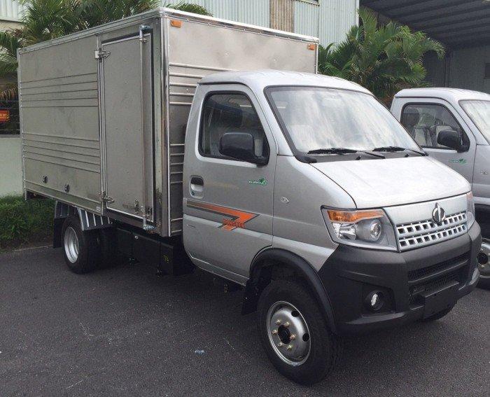 Xe tải nhỏ Dongben 870kg công nghệ Mỹ nhập khẩu nguyên con 1