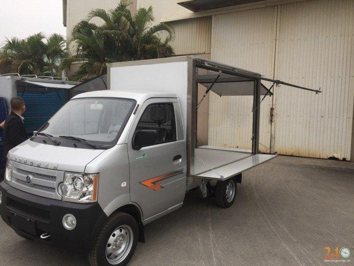 Xe tải nhỏ Dongben 870kg công nghệ Mỹ nhập khẩu nguyên con