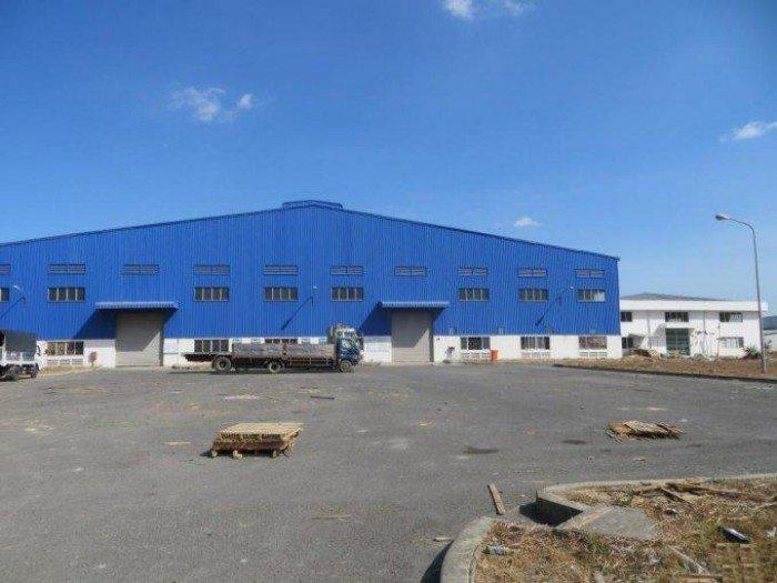 Cho thuê xưởng Thái Bình cụm công nghiệp Phúc Khánh 15.020m2 KV 2,8ha