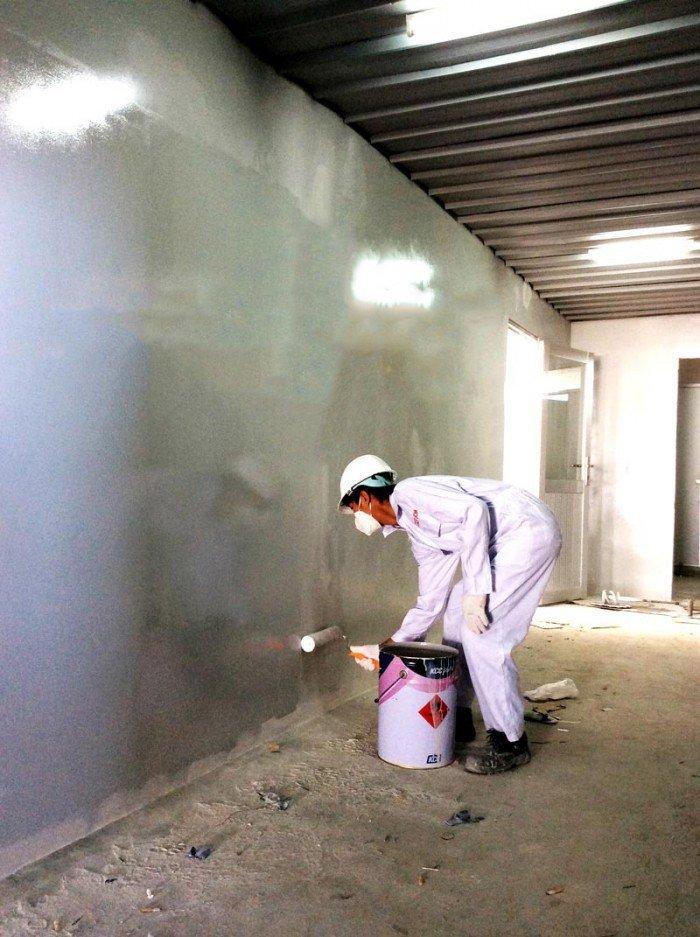 Báo giá thi công sơn Epoxy cho tường chất lượng