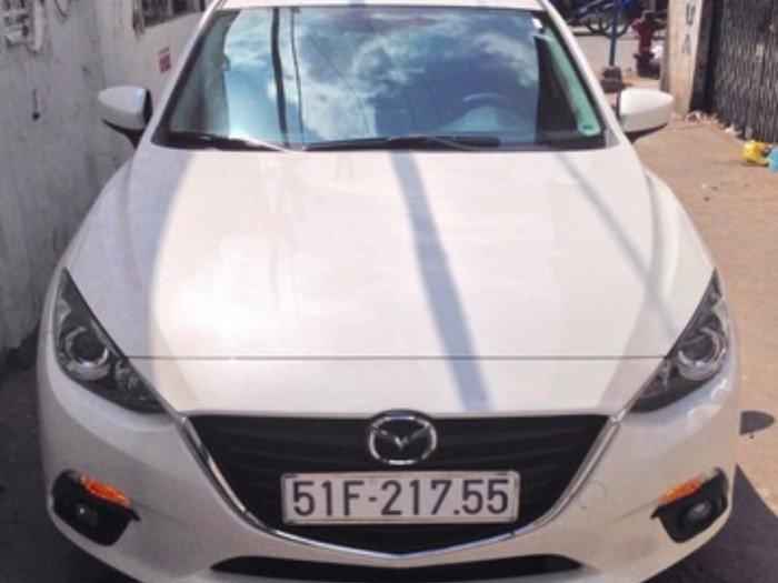 Cho thuê xe tự lái Mazda 3 2015 và fortuner 2016 mới và đẹp 0