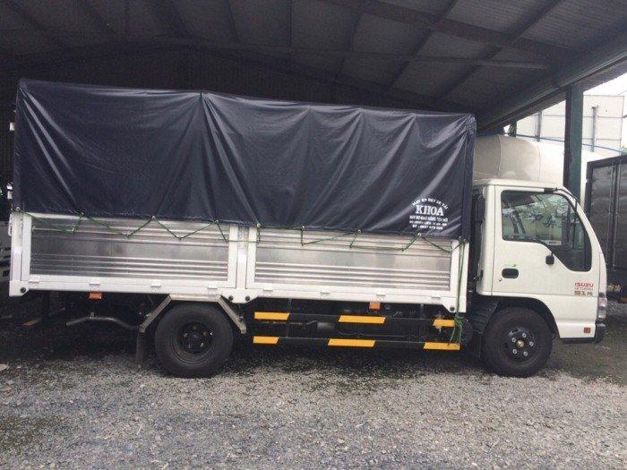 QKR sản xuất năm 2017 Số tay (số sàn) Dầu diesel Isuzu