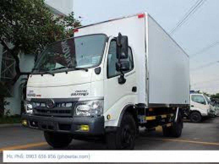 Hino Dutro 300, model WU342L nhập khẩu Indo